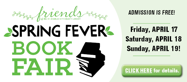 Friends of the Library Spring Fever Book Fair