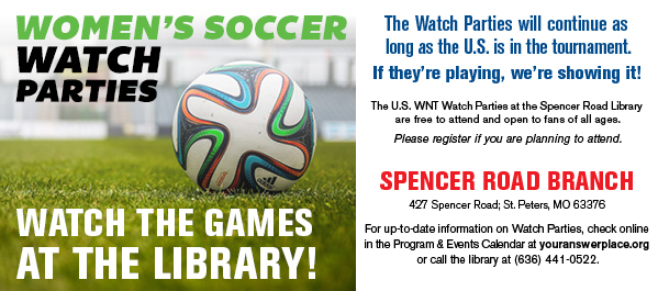 Soccer Watch Parties Continue!